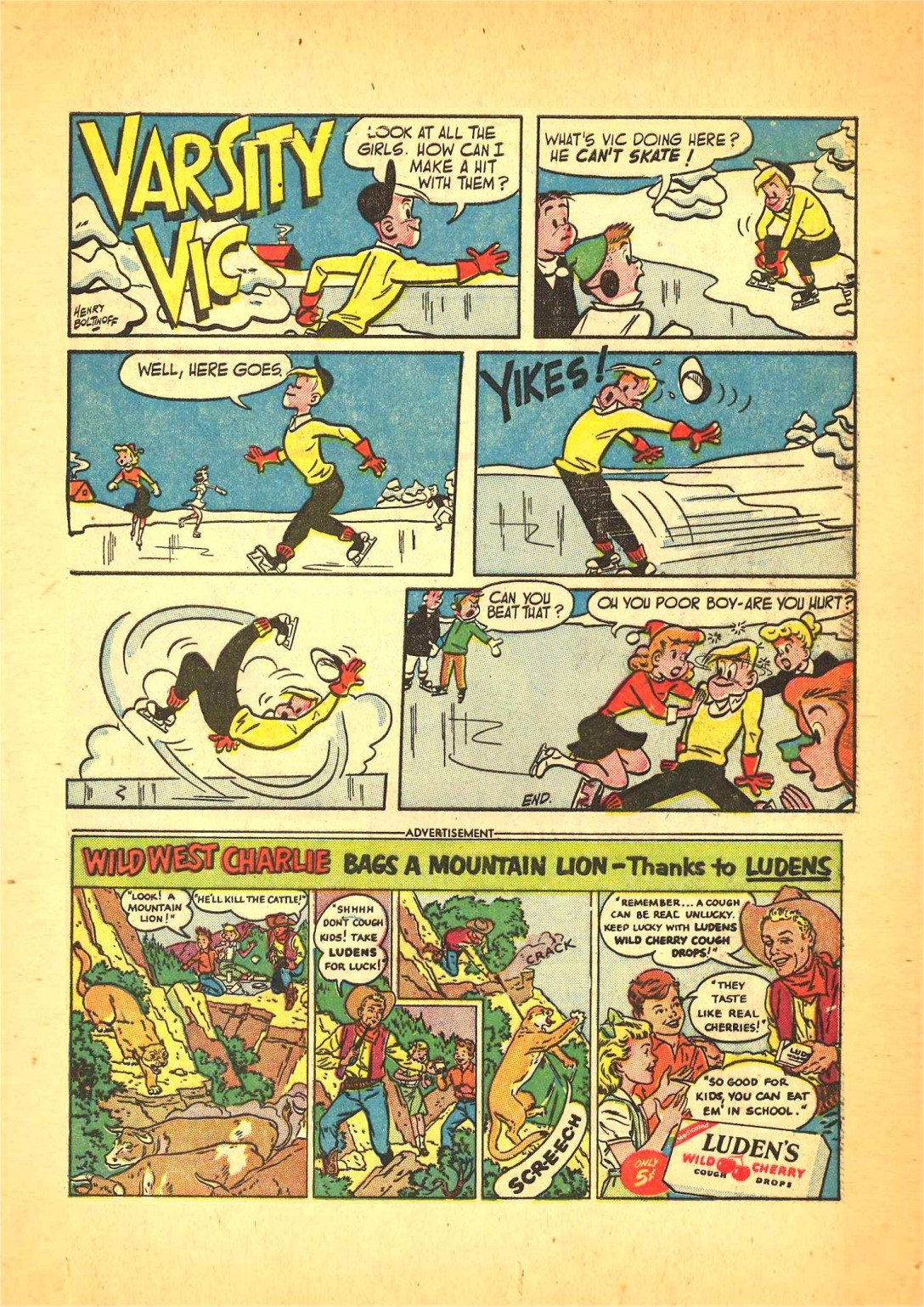Read online Action Comics (1938) comic -  Issue #166 - 40