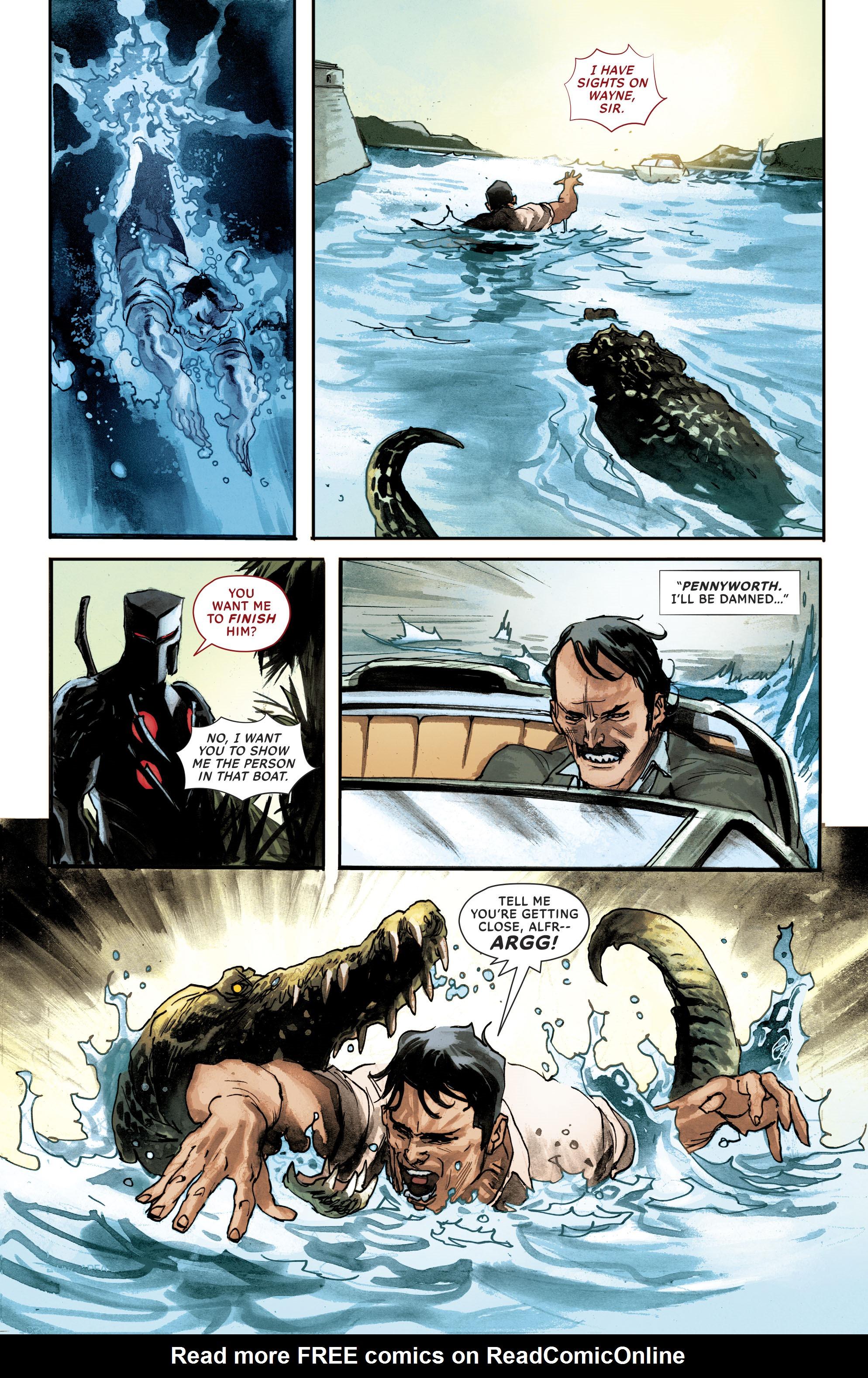 Read online All-Star Batman comic -  Issue #11 - 9