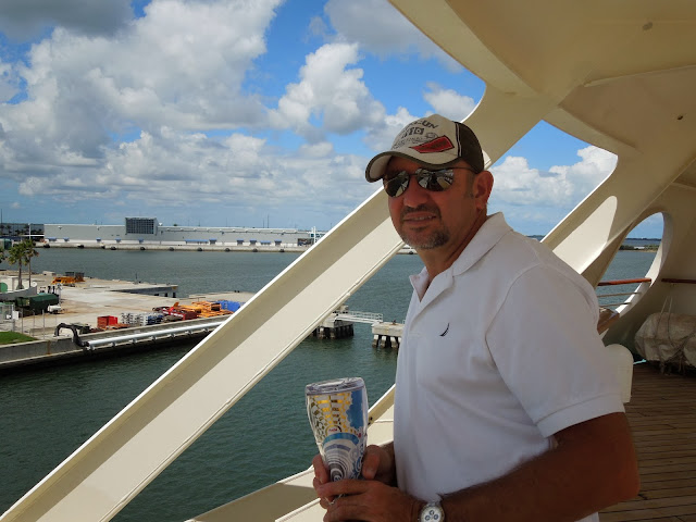 Enchantment of the Seas in Port Canaveral