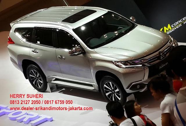 harga mobil mitsubishi new pajero sport 2018, harga all new pajero 2018