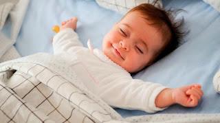 Doa Agar Bayi Tidur Nyenyak dan Tidak Rewel Pada Malam Hari
