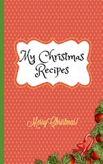 οι χριστουγεννιάτικες συνταγές μου βιβλίο