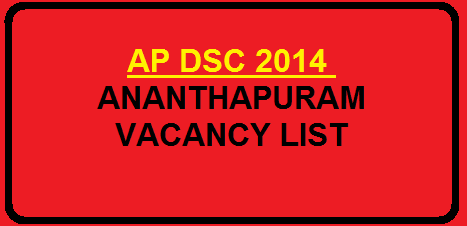 AP DSC 2014 ANANTHAPURAM VACANCY LIST/2016/03/ap-dsc-2014-ananthapuram-vacancy-list.html