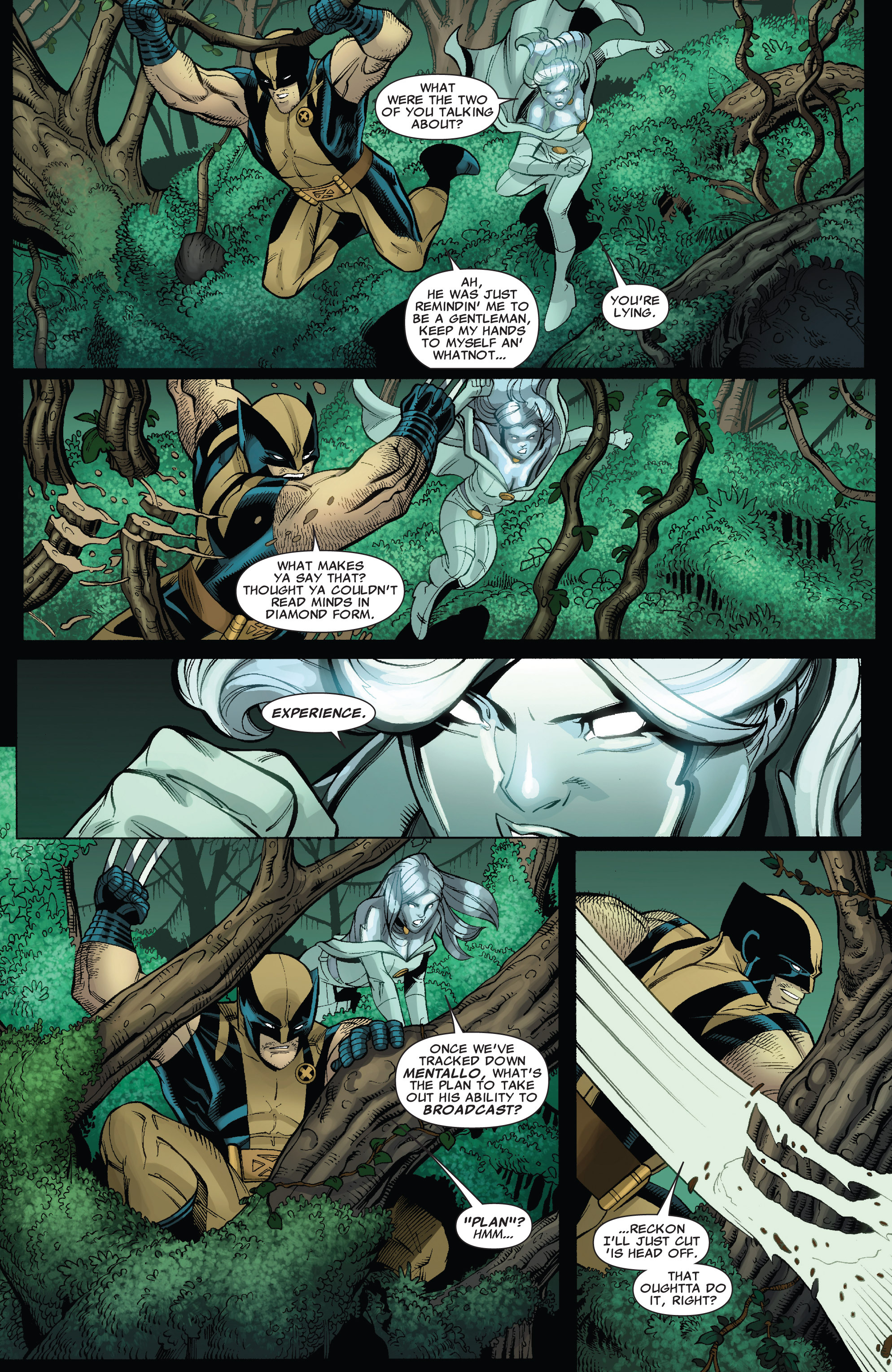 Read online Astonishing X-Men (2004) comic -  Issue #39 - 18