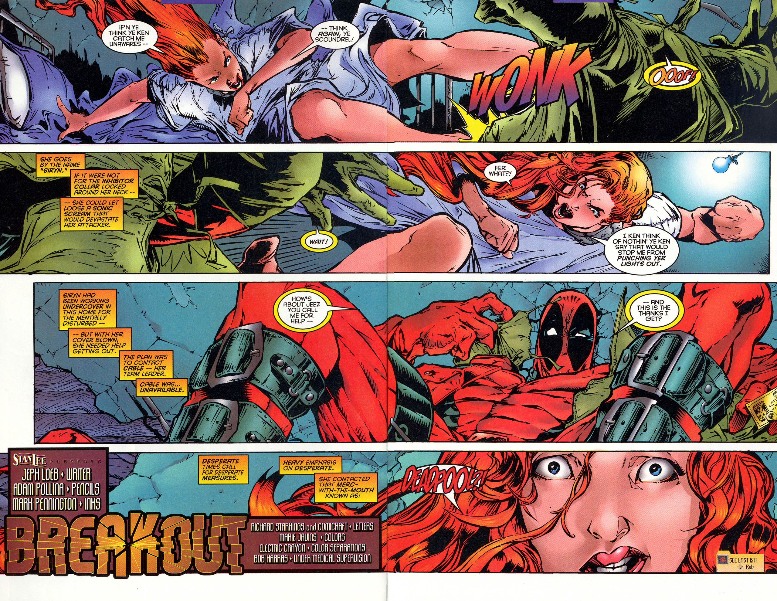 Read online X-Force (1991) comic -  Issue #47 - 4