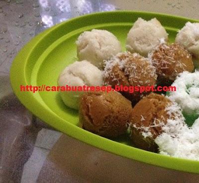 Foto Kue Apem Gula Merah Enak Lembut dan Empuk