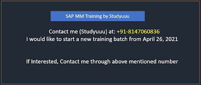 MM training by Studyuuu