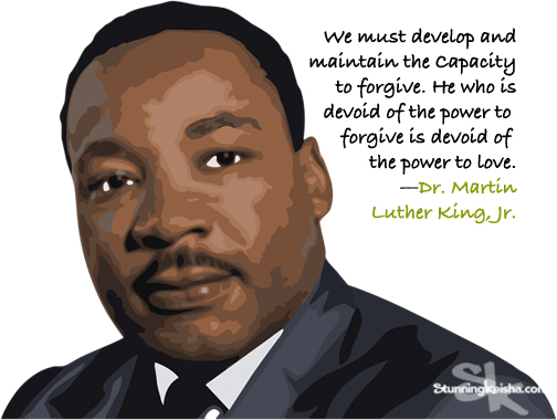 Following in Dr. King's Footsteps