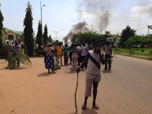 Welcome To Mr  Slim Blog: Ritualists invade Ebonyi state