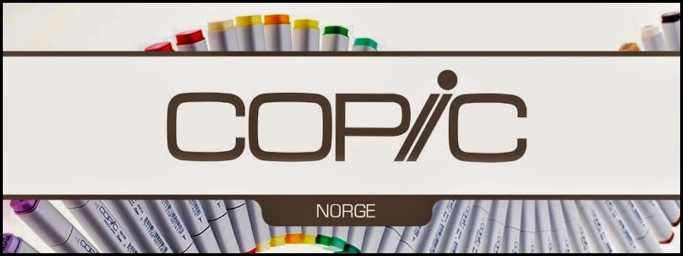 Copic Marker Norge