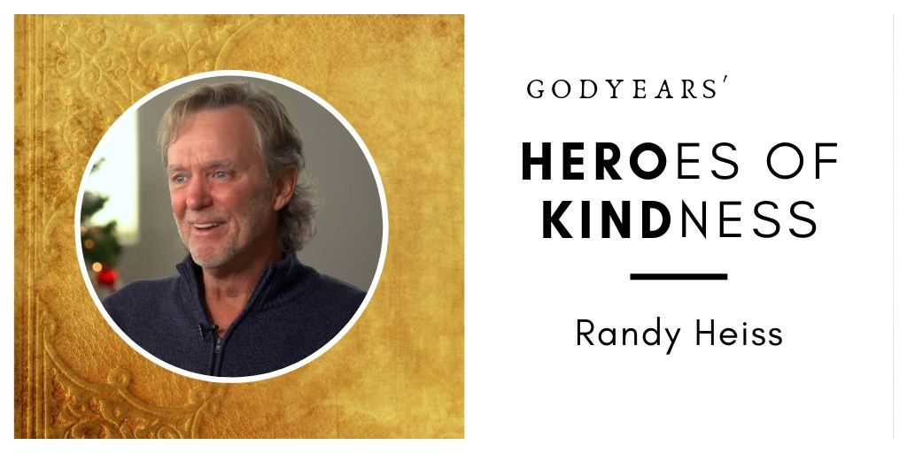After finding a Christmas list sent by a little girl in Mexico, Randy Heiss went out of his way to find her and make her dreams come true