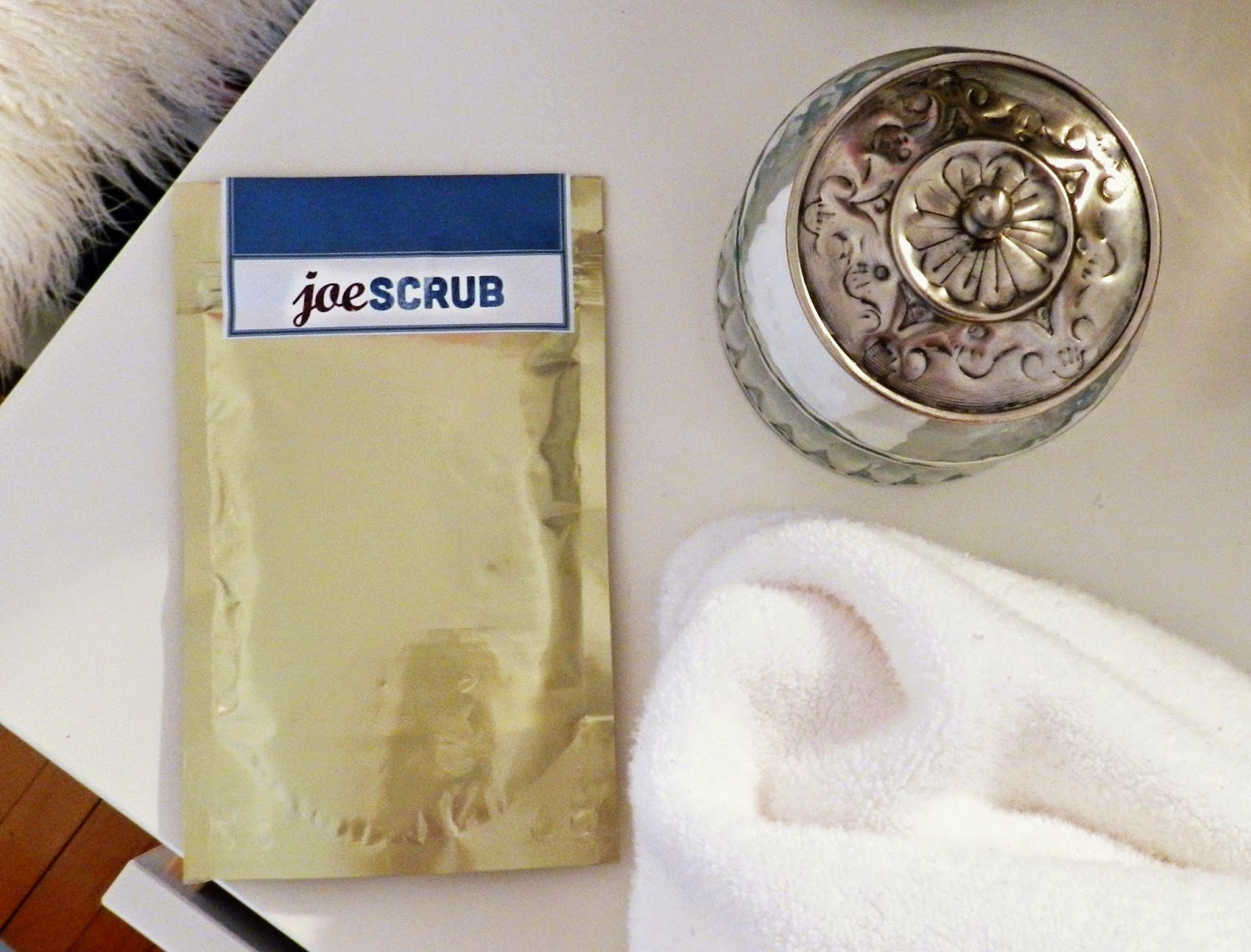 joe scrub coffee scrub review worth it