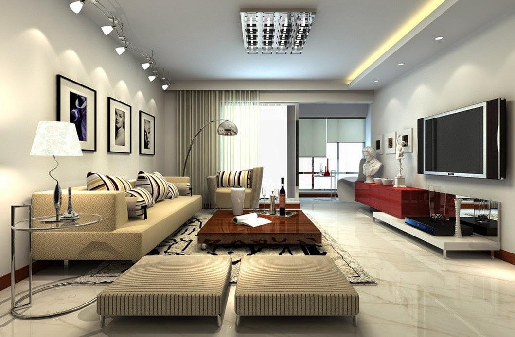 Rumah Minimalis Kontemporer Desain Interior Rumah Minimalis Modern