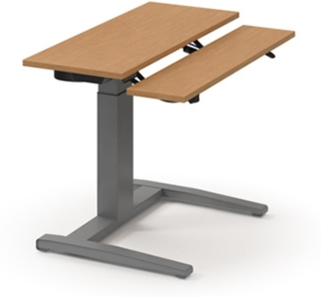 Global Electric Sit to Stand Adjustable Desk