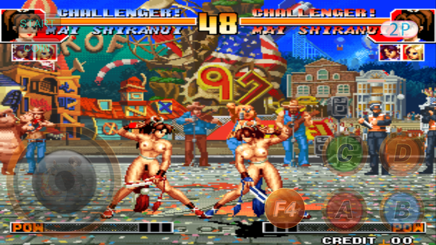 The King Of Fighters 97 plus or Mod Game Android - GamingAllWorlds