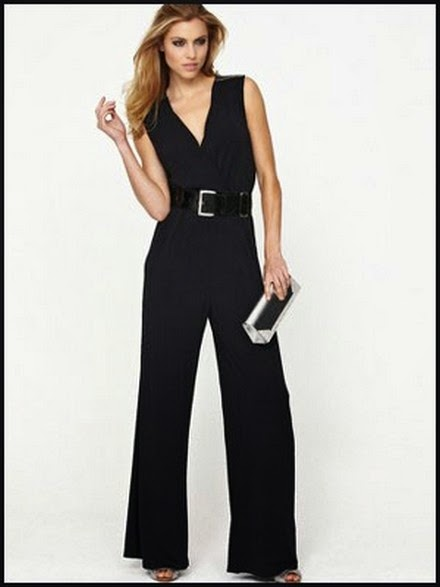 Basic Tips Elegant Jumpsuit And Follow