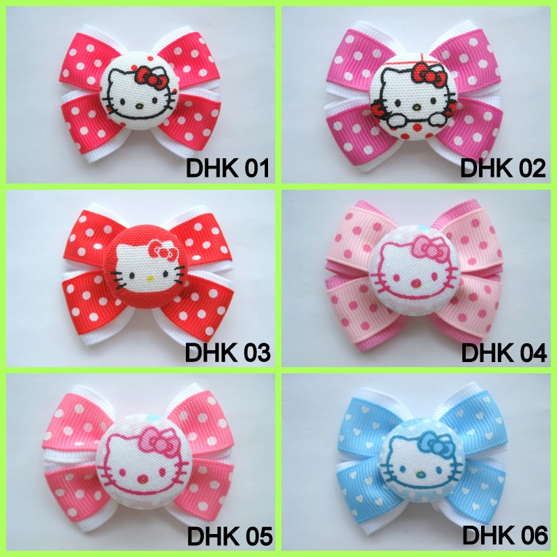 Hello Kitty Sample