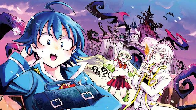 Episodes Mairimashita!  Iruma-kun |  Filling |  Chronological order