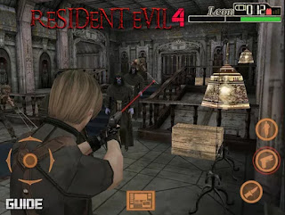 Download Resident Evil 4 Mod Apk + Data Unlimited Money Terbaru 2017