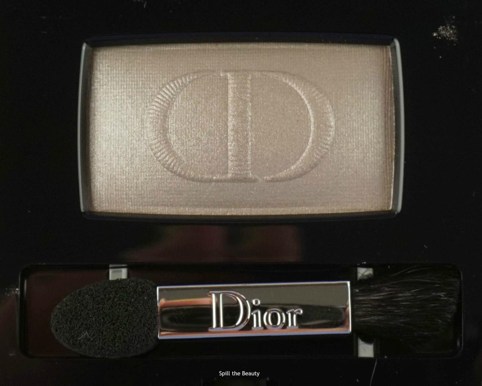 Spill the Beauty: Diorshow Mono Eyeshadow 'Minimalism', 'Atmosphere ...