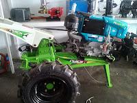 Jual Traktor Quick Impala