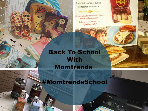 Back To School With Momtrends #MomtrendsSchool