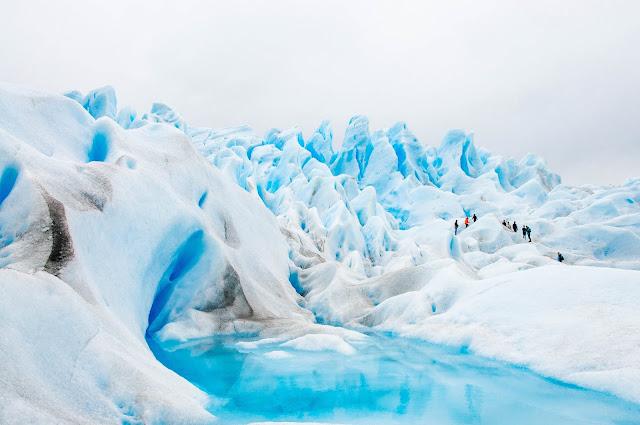 Mini trekking sobre el glaciar perito moreno hielo y aventura