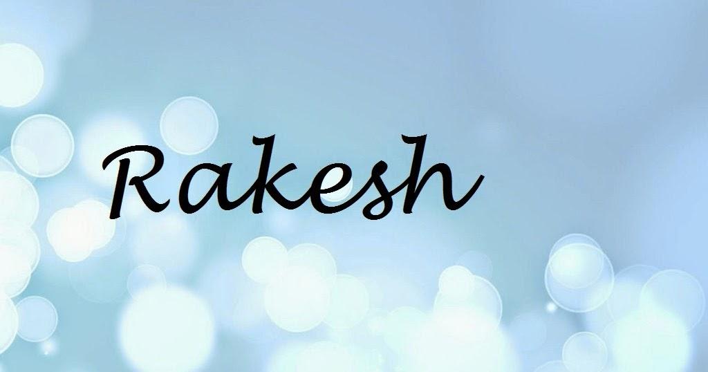 Rakesh Name Wallpapers...K M Name Wallpaper