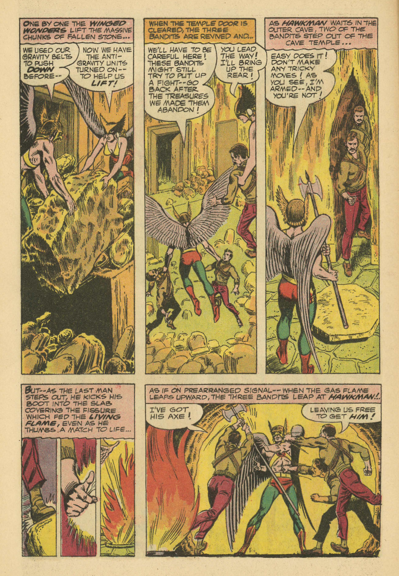 Hawkman (1964) issue 20 - Page 12