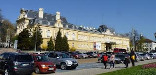 Sofía, Palacio Real, Galería Nacional de Arte y Museo Nacional de Etnografía.