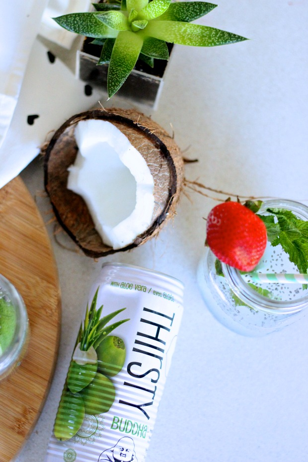 Buddha Brands Co Coconut Water Chia Fresca