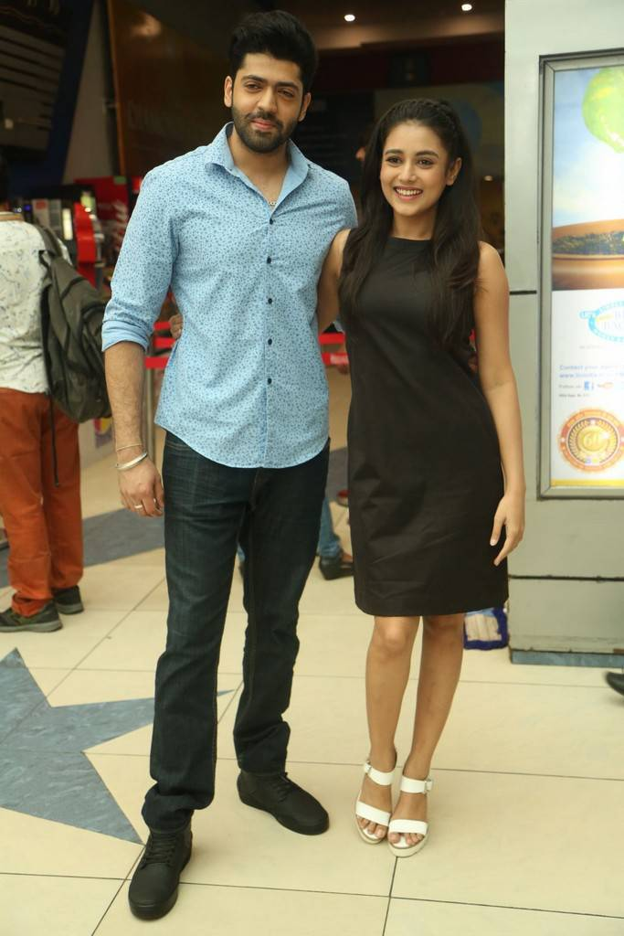 Akash Kumar-Sharaba Movie Trailer Launch Stills