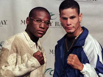 mayweather and carlos