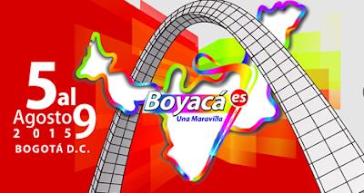 BOYACÁ ES UNA MARAVILLA 2015
