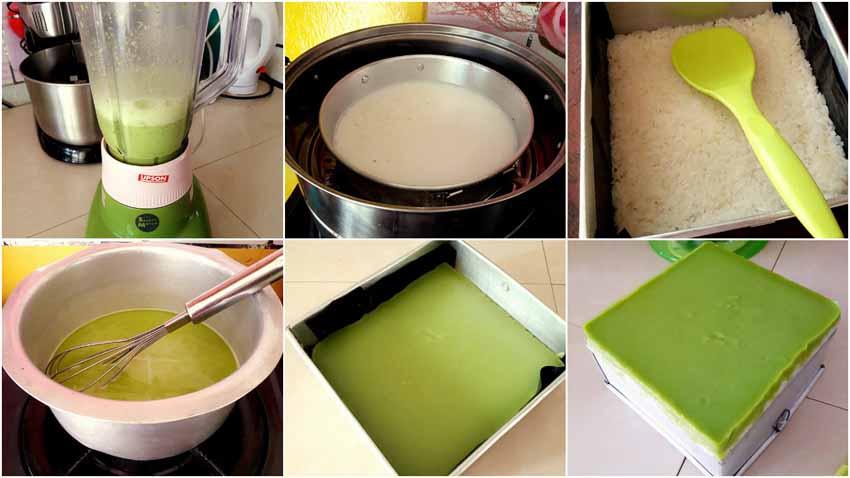 Resep Membuat Kue Talam Srikaya Atau Srimuka Resep Membuat Kue Talam Srikaya Atau Srimuka. Enak, Legit dan Ngangenin Bund