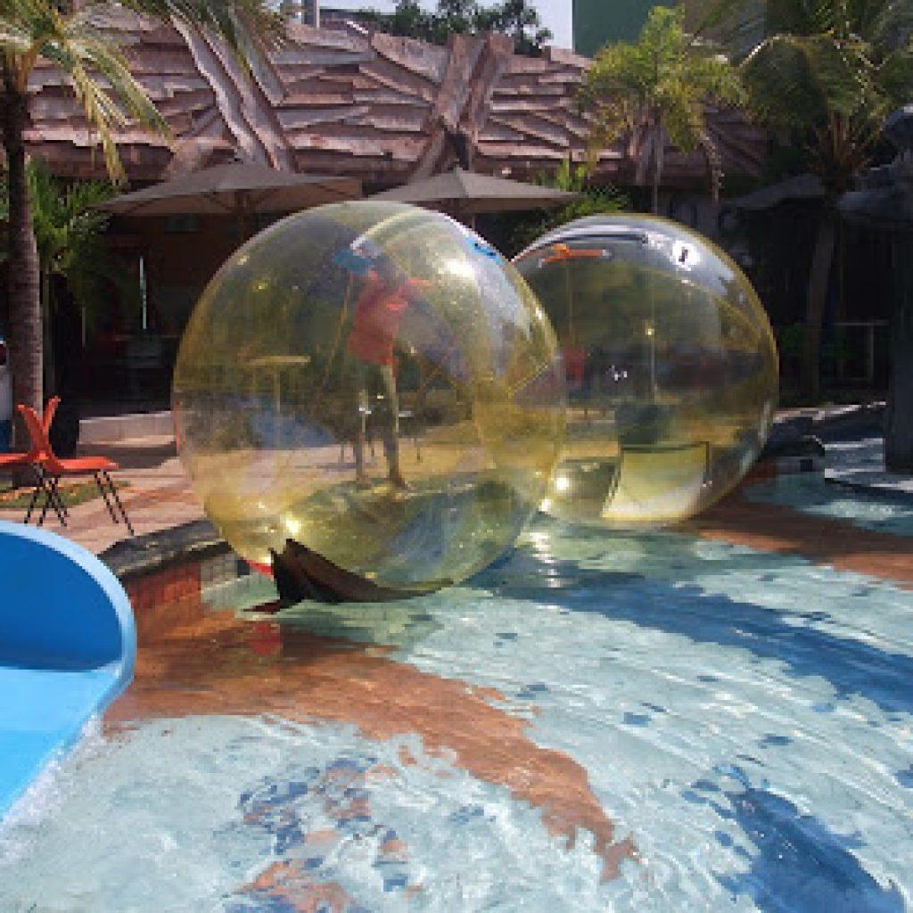 Balon air kolam renang Jungle Toon Semarang