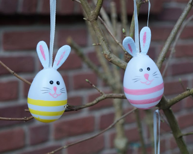 """Eine einfache Idee: Die Osterüberraschung. Ich starte auf Küstenkidsunterwegs meine neue Serie """"Eine einfache Idee""""! Heute: Wie Ihr einem lieben Menschen, z.B. einer Freundin, mit ein paar Ostereiern ganz einfach eine tolle Osterüberraschung zaubert :)"""