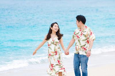 マタニティフォト 沖縄 ビーチ