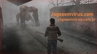 Imagens do Chefão Silent Hill Origins PS2 em português
