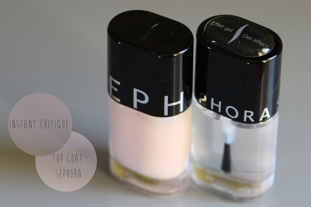 libre exc s un top coat surtout top sephora. Black Bedroom Furniture Sets. Home Design Ideas