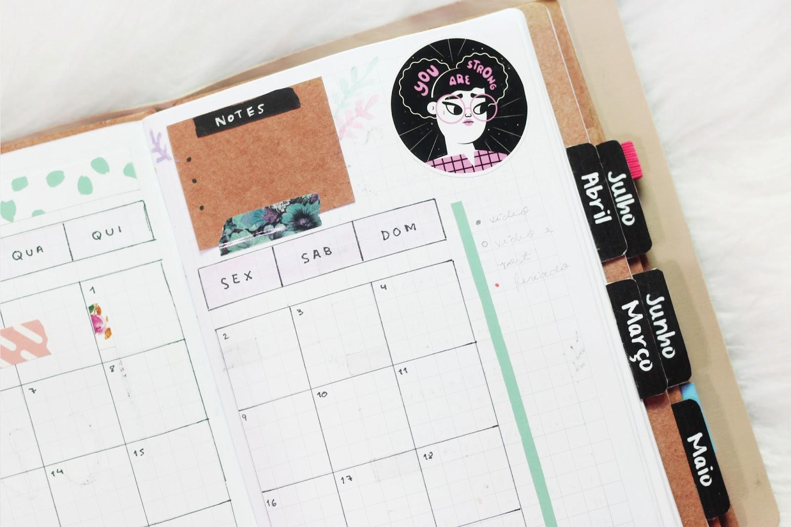 bullet-journal-plan-with-me-fevereiro-bujo-planner-ideias-ideia-nicolymillanez