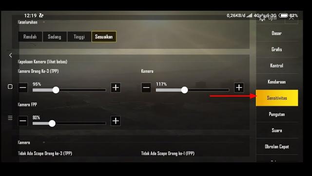 Androidepic akan memberikan cara mengurangi recoil terbaru + sensitivitas no recoil di PUBG Mobile seperti Pro Player.