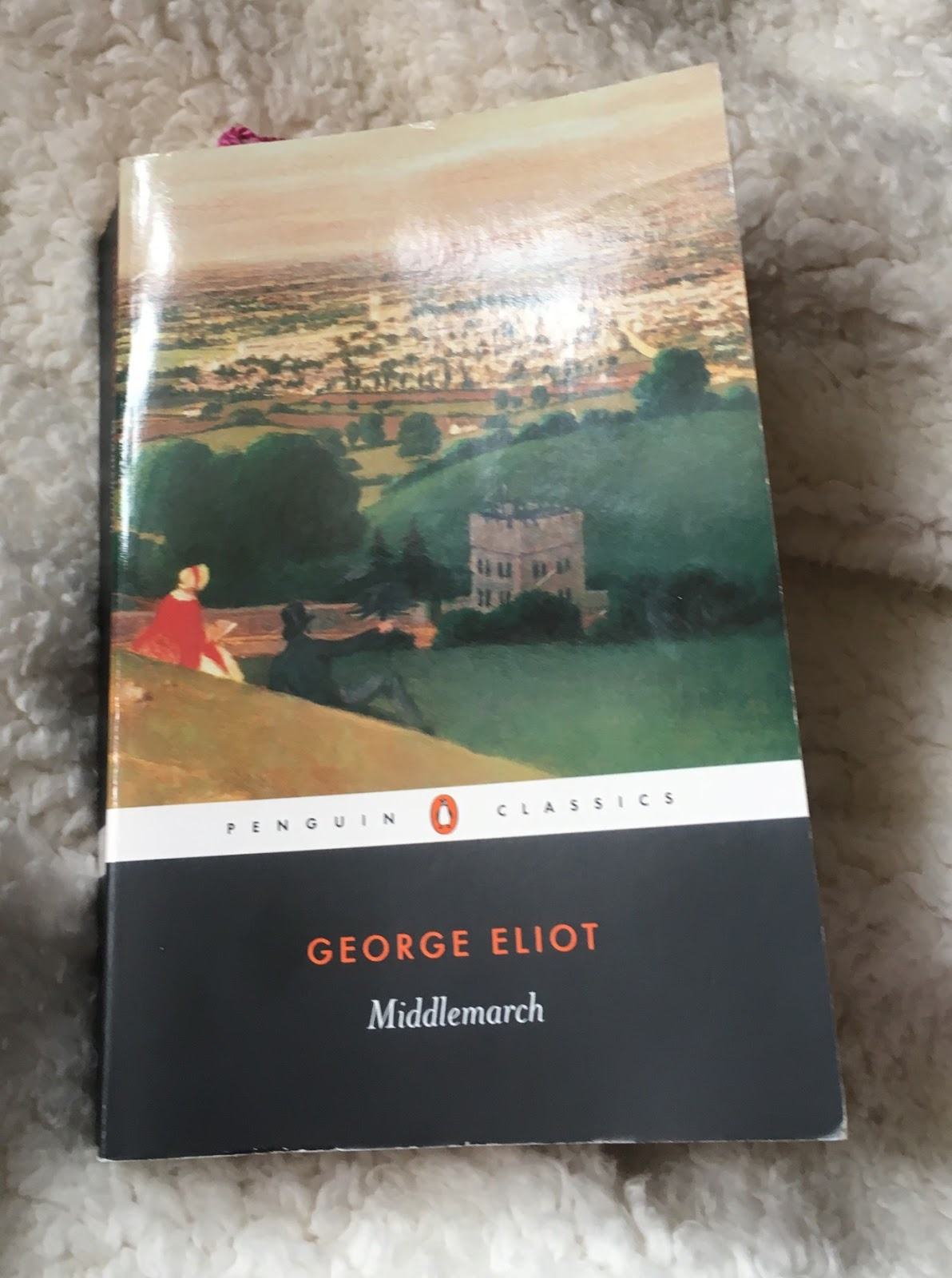 Middlemarch: Book One  Miss Brooke - The Purbeck Bookworm