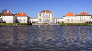 Palacio de Nymphenburg de Munich