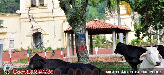 Gramalote: orgullo, ruinas y esperanzas | Rosarienses, Villa del Rosario