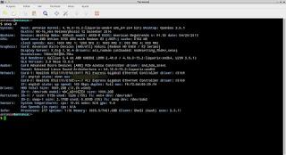 Analise de Hardware programas LInux