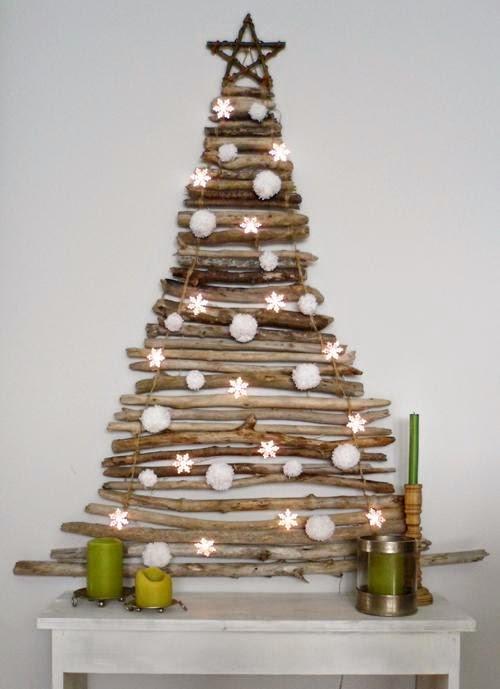 árbol de navidad innovador