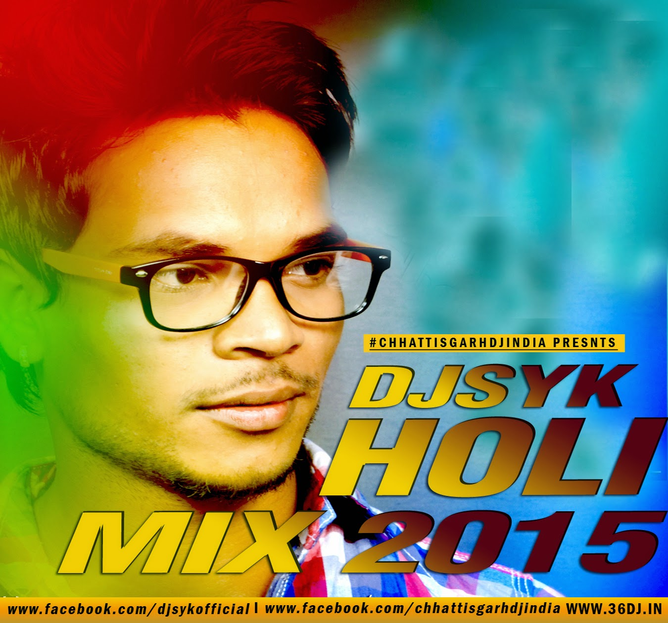 HOLI MIX 2015 - DJ SYK - Syk Music
