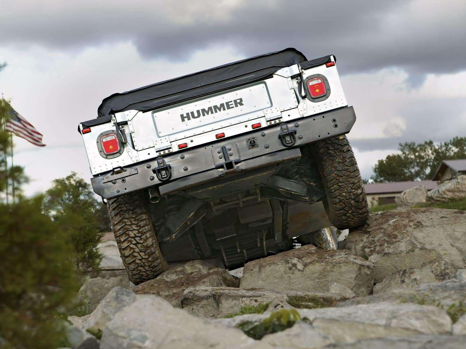 Automotive Database Hummer H1