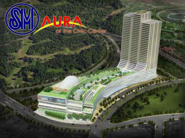 SM Aura Premier at Taguig City now open